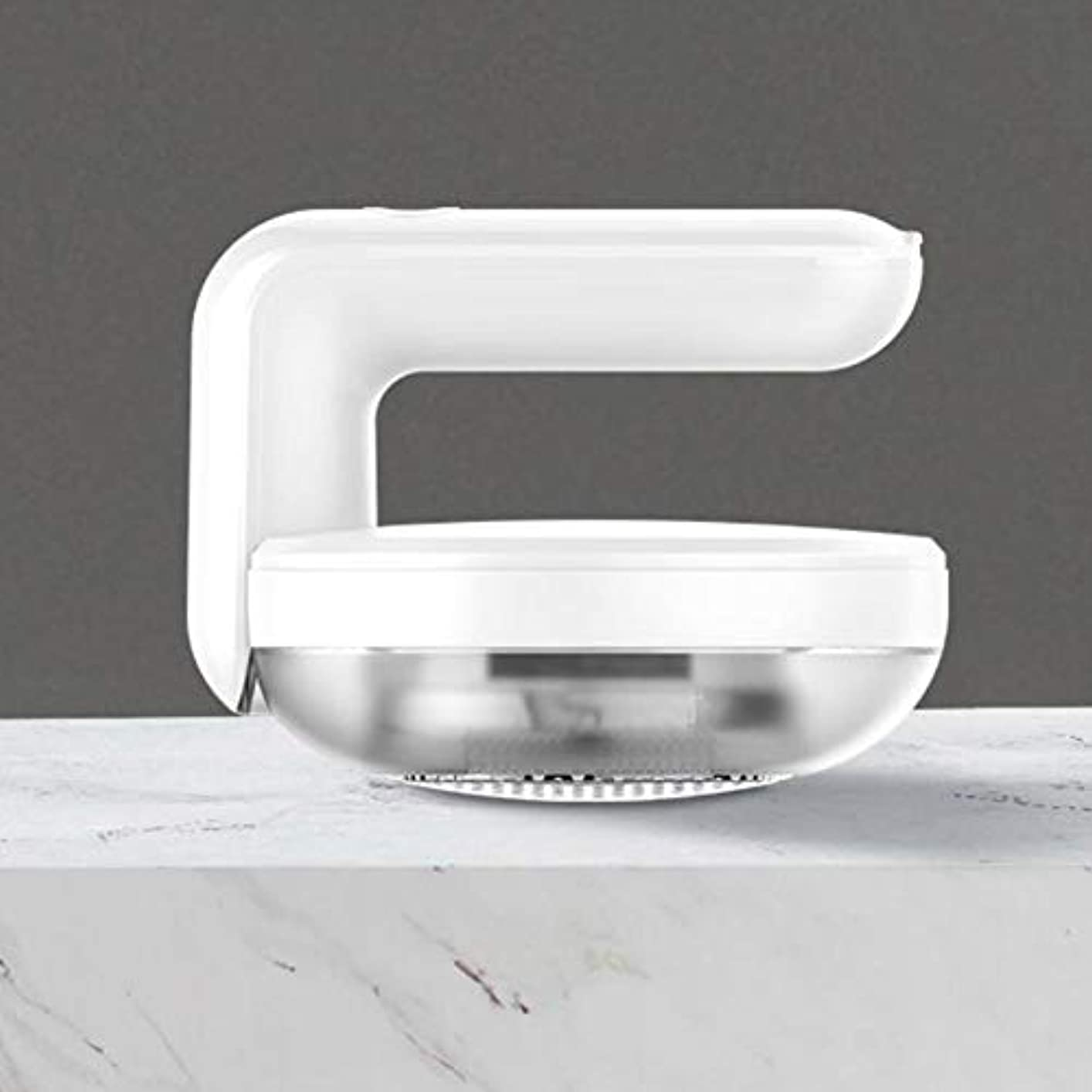 公承認するガレージ毛玉取り器 毛玉カット 電動 毛玉取り機 USB充電式 6枚刃モデル 高速回転