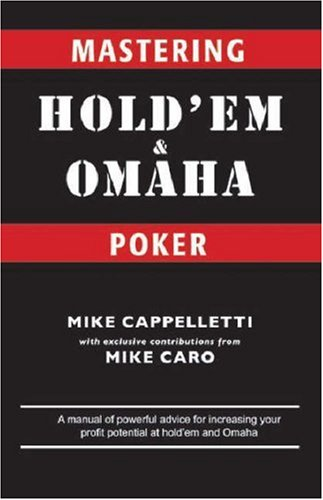 Download Mastering Hold'em and Omaha Poker 1580421393