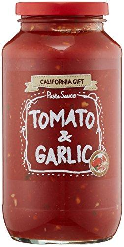 RoomClip商品情報 - カリフォルニア・ギフト パスタソース・トマト&ガーリック 708g
