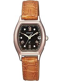 [シチズン]腕時計 xC クロスシー 100周年記念限定モデル エコ・ドライブ電波時計 ティタニアライン ハッピーフライト 日中米欧電波受信 ES9352-13E レディース