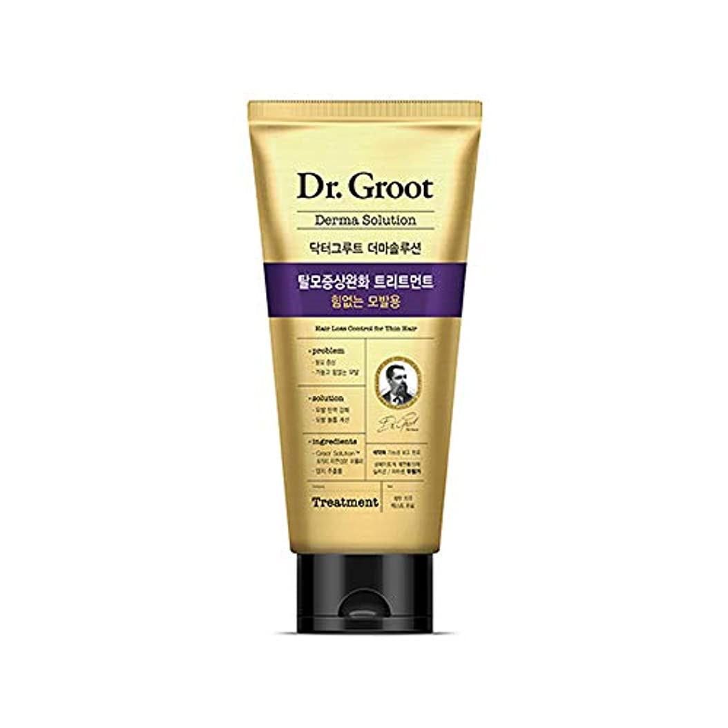 影響力のある奨励見習い【Dr.Groot】 ドクターグルート Dr.グルート 脱毛防止トリートメント 弱い髪質用(Anti Hair Loss Treatment -For weak hair-)