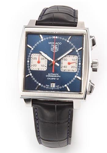 [タグホイヤー] TAG HEUER 腕時計 タグホイヤー monaco (モナコ )シリーズ オートマチック・クロノグラフ (キャリバー12) CAW2111.FC6183 [並行輸入品]
