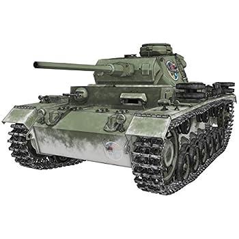 プラッツ ガールズ&パンツァー最終章 III号戦車J型 ヴァイキング水産高校 1/35スケール プラモデル GP-48
