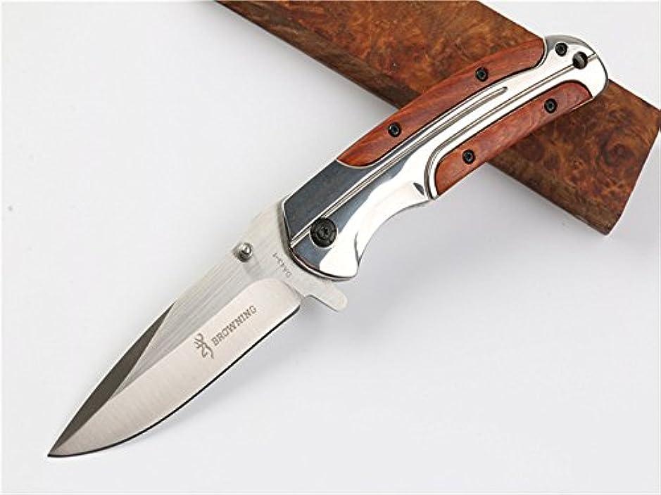 確実地殻カナダto pop DA-43折りたたみナイフ日常キャリーギア