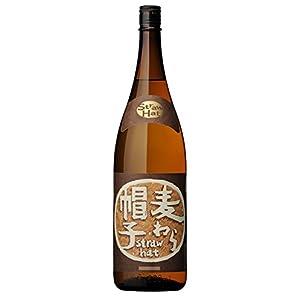 薩摩酒造 麦わら帽子 1800ml [鹿児島県]