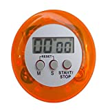 Topshopテつョ Digital Kitchen Countdown Timer for Cooking Soup Meat Sports Games (Orange) by Top Shop