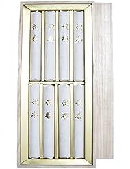 淡路梅薫堂のご進物用線香 御線香贈答用 お線香ギフト 日本製 お供え物 高級品 高級線香 沈香 侘び寂び 桐箱 agarwood incense sticks wabisabi マケプレプライム #818