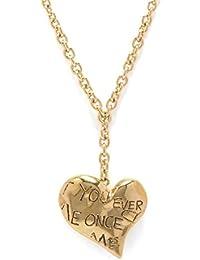 (ヴィヴィアン?ウエストウッド) VivienneWestwood ネックレス VALENTINES HEART PENDANT バレンタイン ハート ペンダント BN1585-1 レディース ANTIQUE GOLD...