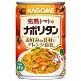 カゴメ 完熟トマトのナポリタン 295g缶×24個入