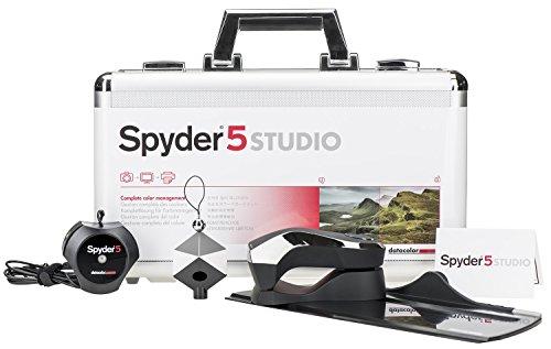 【国内正規品】Datacolor Spyder5STUDIO カラーキャリブレーションツール S5SSR100