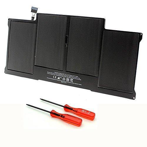 Flashhut 7.6V 55Wh A1405 交換バッテリー Apple 13インチMacbook Air A1466 A1369用 A1377 A1496,fit 020-7379-A 661-6055 MC503 MC504 020-7379-A
