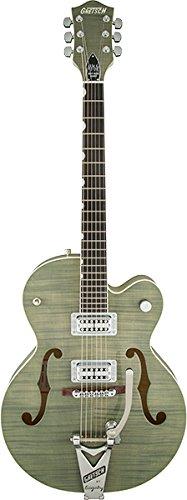 Gretsch G6120SH Brian Setzer Hot Rod (Highland Green 2-Tone)