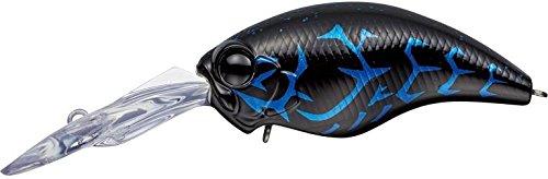 エバーグリーン(EVERGREEN) クランクベイト ワイルドハンチ8フッター 6cm 16.5g ブラック&ブルークロー #85 ルアー