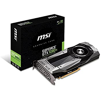 MSI GeForce GTX 1080 Ti Founders Edition グラフィックスボード VD6289