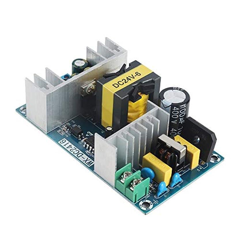セーターステレオマラウイAC-DCインバータ24V 6A 150Wスイッチングパワーコンバータモジュール電源ボード高電源モジュールDC電源モジュール - グリーン
