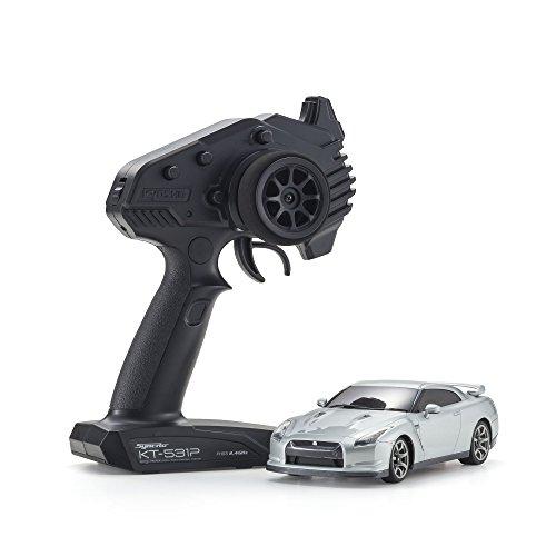MINI-Z RWD ラジオコントロール 電動ツーリングカー 日産 GT-R(R35) レディセット 32331S [アルティメイトメタルシルバー]