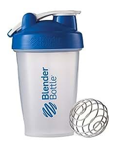 Blender Bottle(ブレンダーボトル) 【日本正規品】 Blender Bottle Classic w/Loop Clear 20オンス(600ml) BBCLWL20 BL