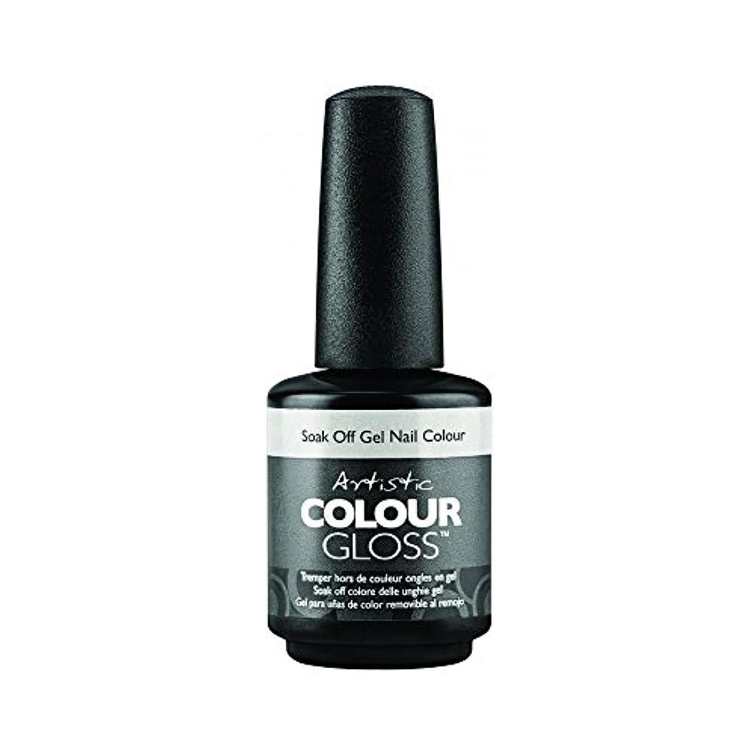 アンケートタッチ水没Artistic Colour Gloss - Covered in Lace - 0.5oz / 15ml