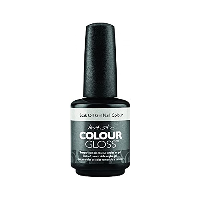 ベーシック雇った機関Artistic Colour Gloss - Covered in Lace - 0.5oz / 15ml