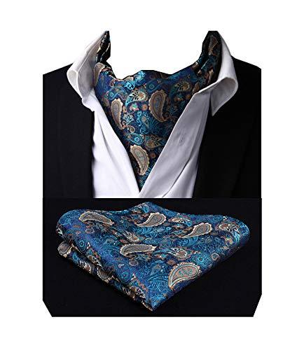 627e76565b145 シルク アスコットタイ メンズ 結婚式 アスコットタイ ポケットチーフ ビジネス スカーフ フォーマル 礼服 メンズ グリーン