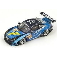 ポルシェ997 RSR No 88 Team Felbermayr – Proton LM 2012、C。Ried g. Roda p. Ruberti DiecastモデルCar In 1 : 43スケールby Spark