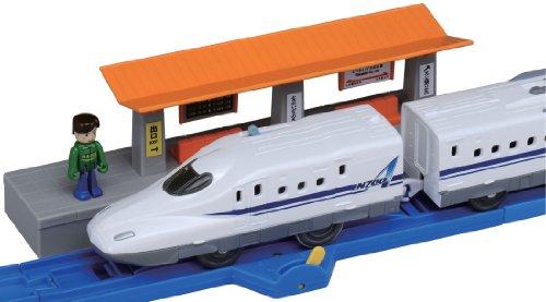 プラレール N700A新幹線ベーシックセット