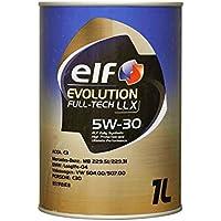 elf ( エルフ ) エンジンオイル 【 EVOLUTION FULL TECH LLX 】 5W30 1L 198555 【HTRC3】