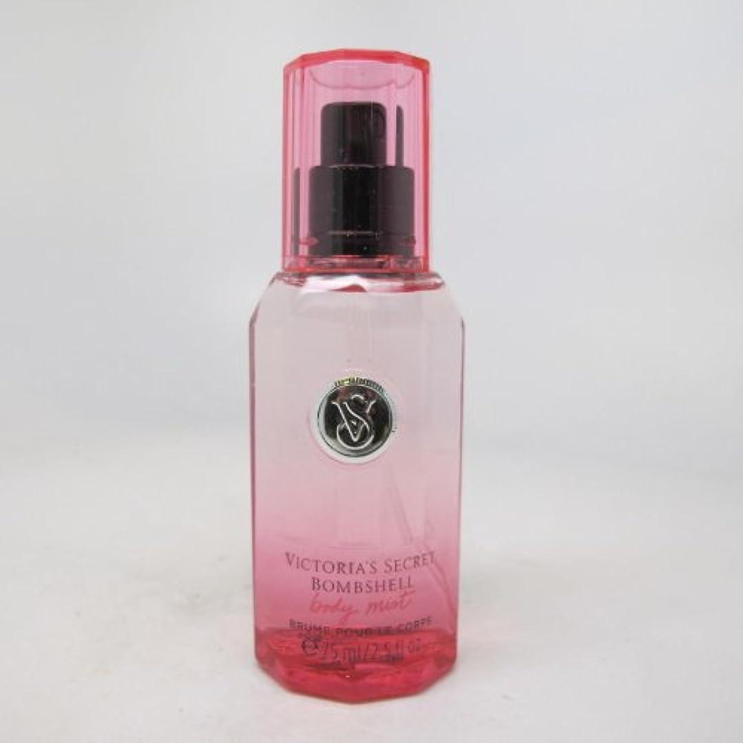 ウィンク割り当てる建築Bombshell (ボム シェル) 2.5 oz (75ml) Body Mist by Victoria Secret for Women[海外直送品]