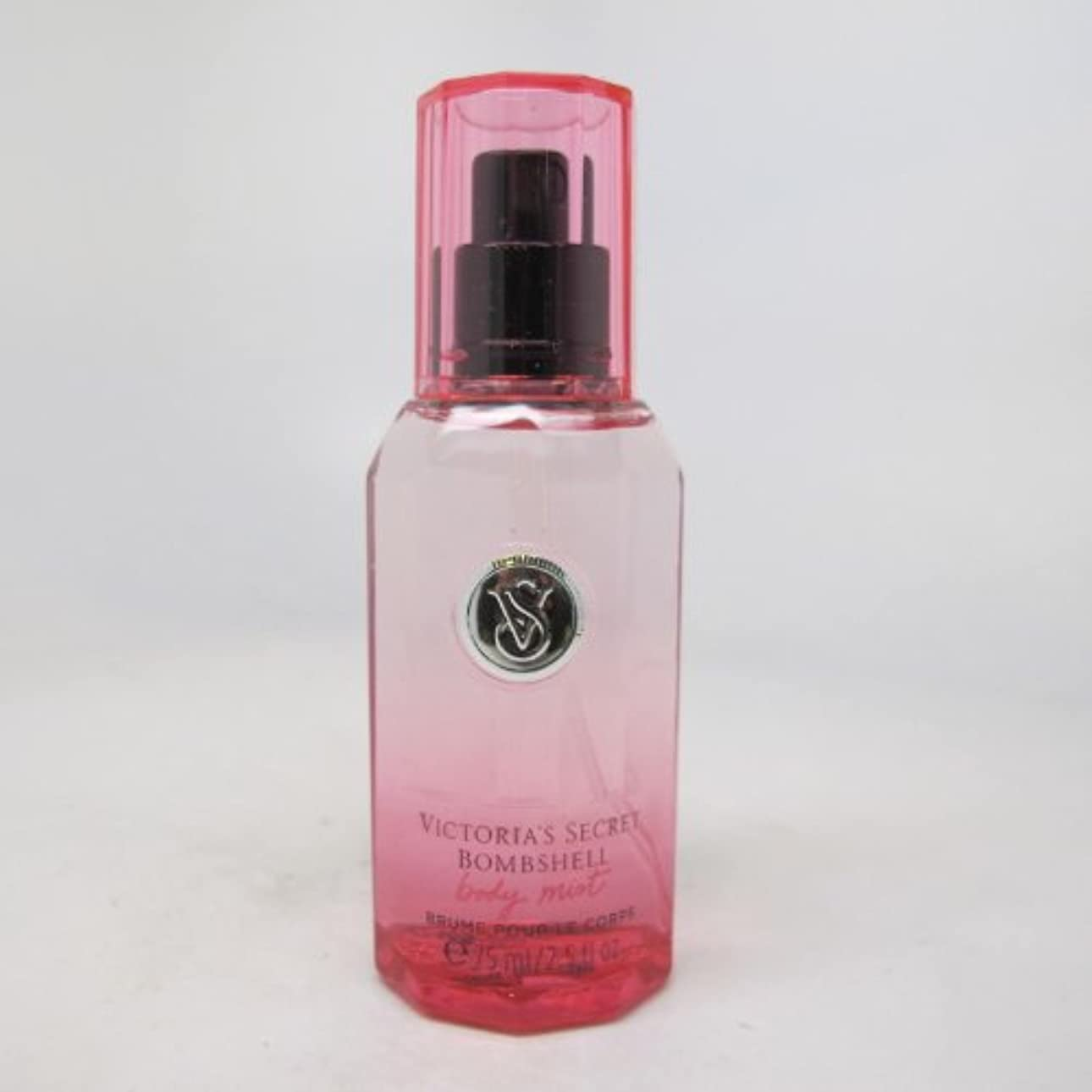 瞑想的敬意を表して救援Bombshell (ボム シェル) 2.5 oz (75ml) Body Mist by Victoria Secret for Women[海外直送品]