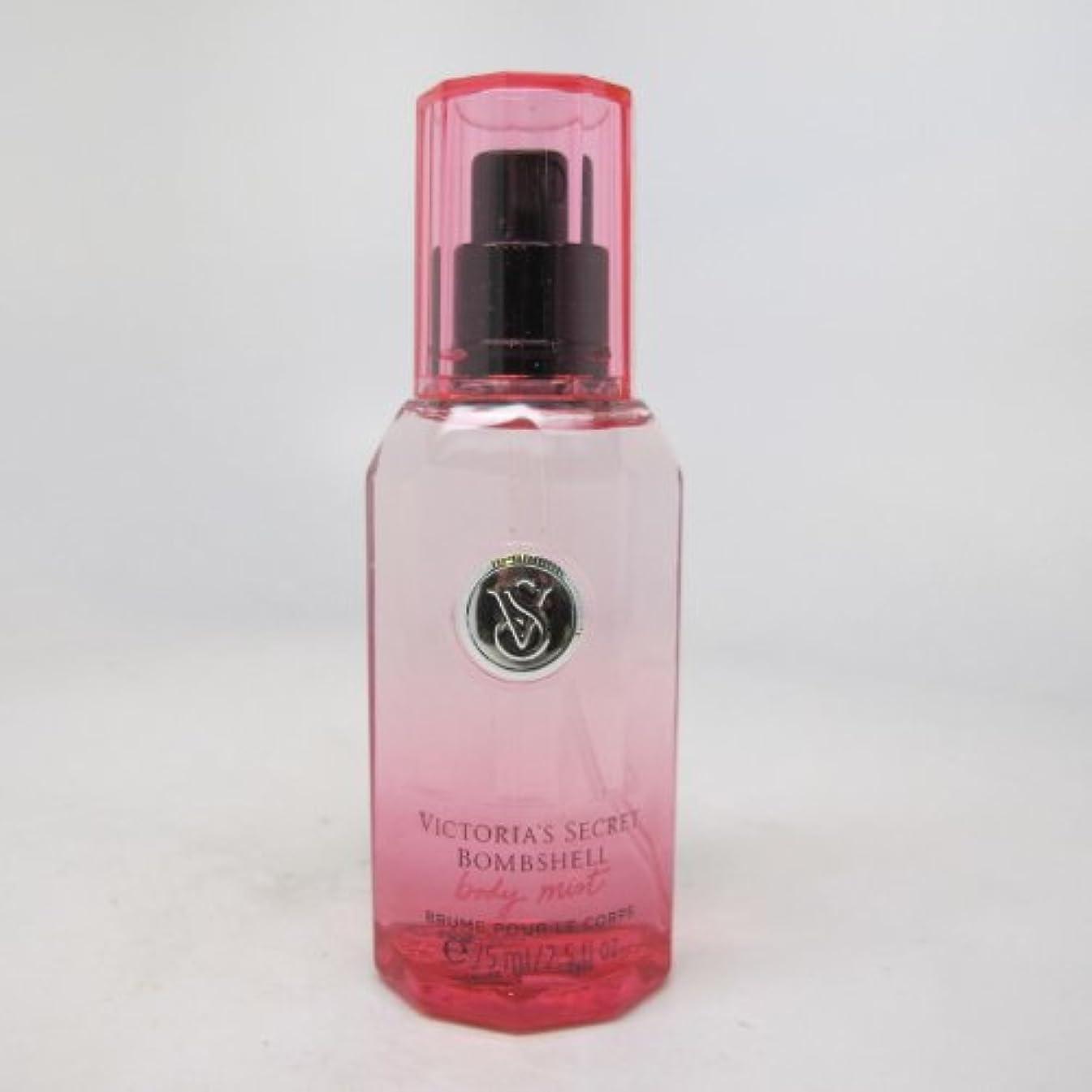 段階コンテンツ海外Bombshell (ボム シェル) 2.5 oz (75ml) Body Mist by Victoria Secret for Women[海外直送品]