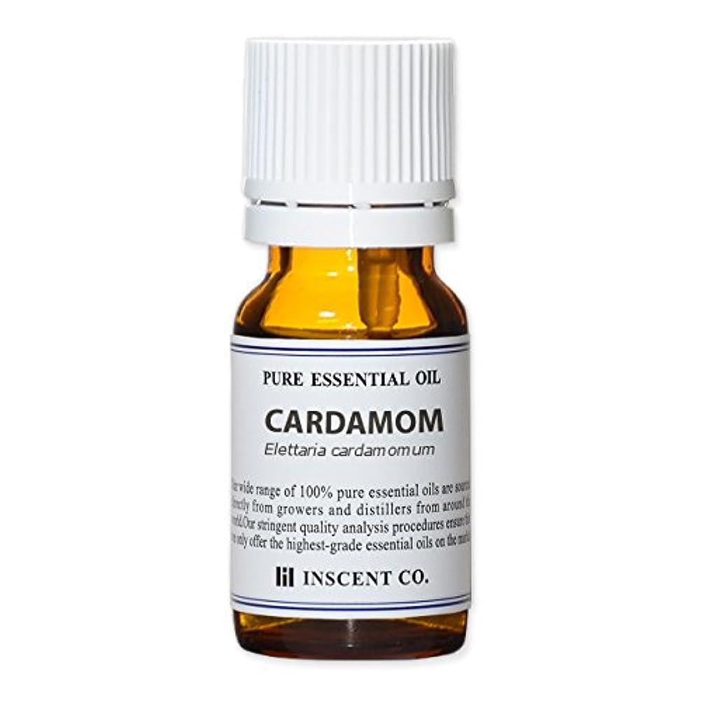 補足第五性的カルダモン 10ml インセント アロマオイル AEAJ 表示基準適合認定精油