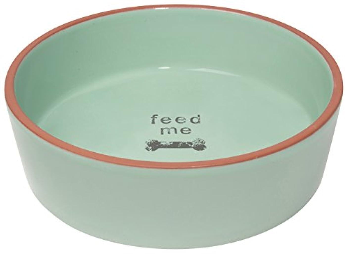 空虚修理可能やめるNow Designs「Feed Me」犬ボウル