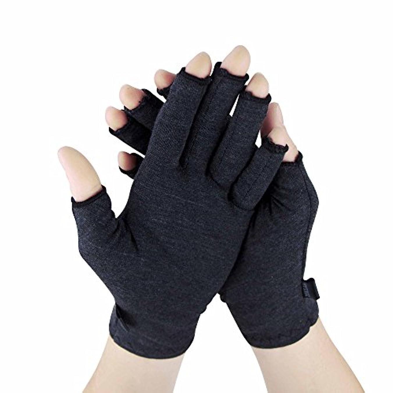 おもしろいライナー心配するZensah圧縮手袋