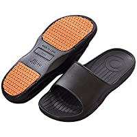 HB-Household Womens or Mens Non-Slip Antimicrobial Shower Water Shoes/Sandals/Flip Flops/Slippers for Pool,Beach,Dorm & Gym,Outdoor,Indoor,Bedroom,Home/House