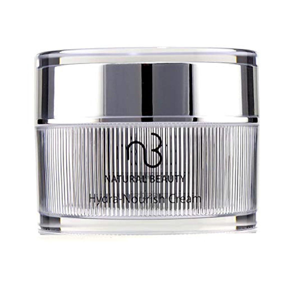 機械的ヒープ圧縮自然の美 ハイドラナリッシュクリーム Natural Beauty Hydra-Nourish Cream 30ml/1oz並行輸入品