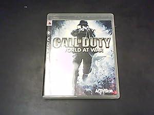 ps3 call of duty world at war (輸入版)