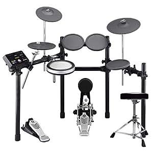 ヤマハ 電子ドラムセット ドラム椅子・ペダルセット付属 DTX522KFS