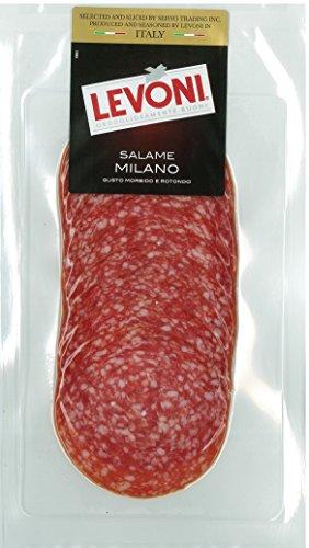 【レボーニ LEVONI】サラミ・ミラノ Salame Milano 60g