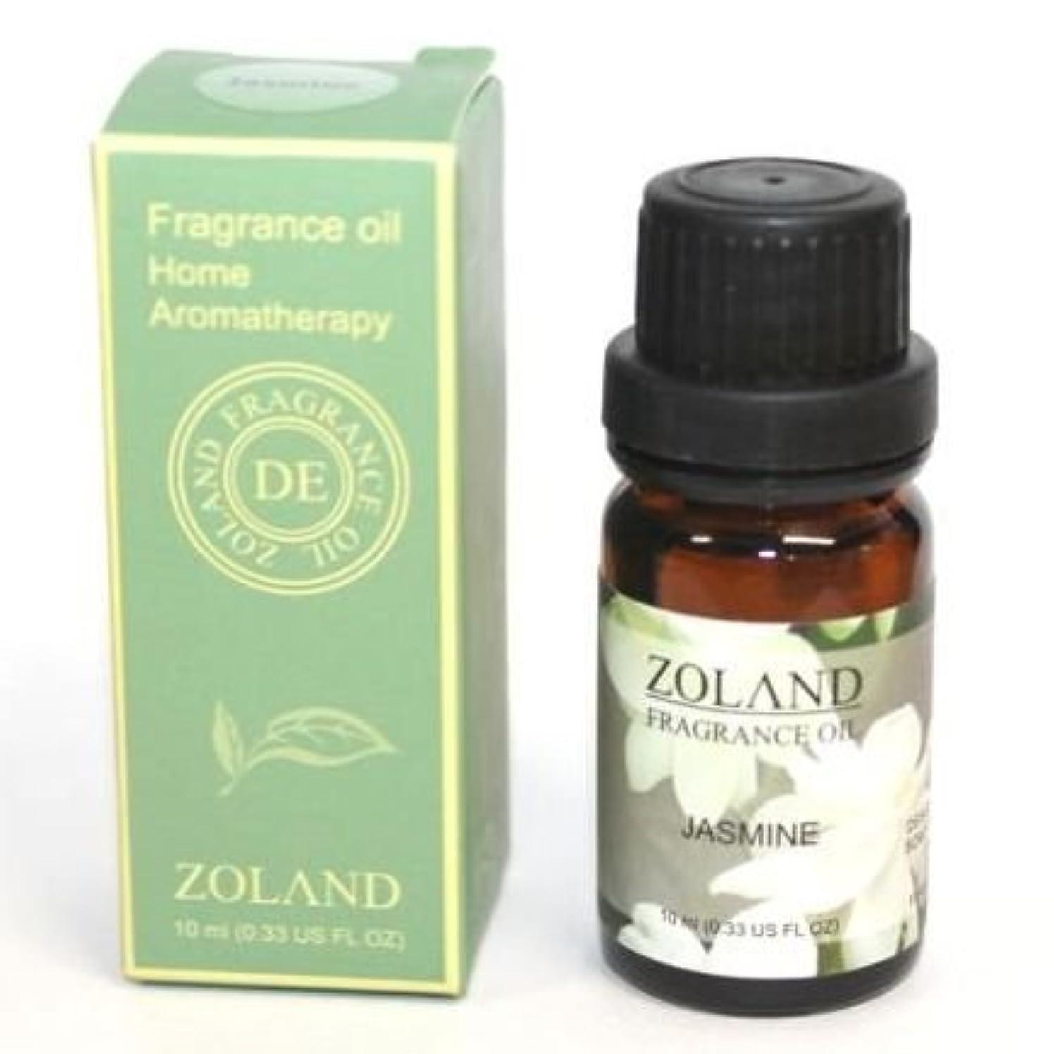 追い出す資金押すZOLAND アロマオイル AROMA OIL フレグランスオイル JASMINE ジャスミンの香り ZQ-2