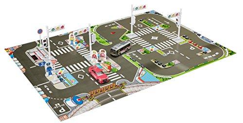 トミカ ギフトセット 信号・標識&マップで免許をゲット! 交通安全セット