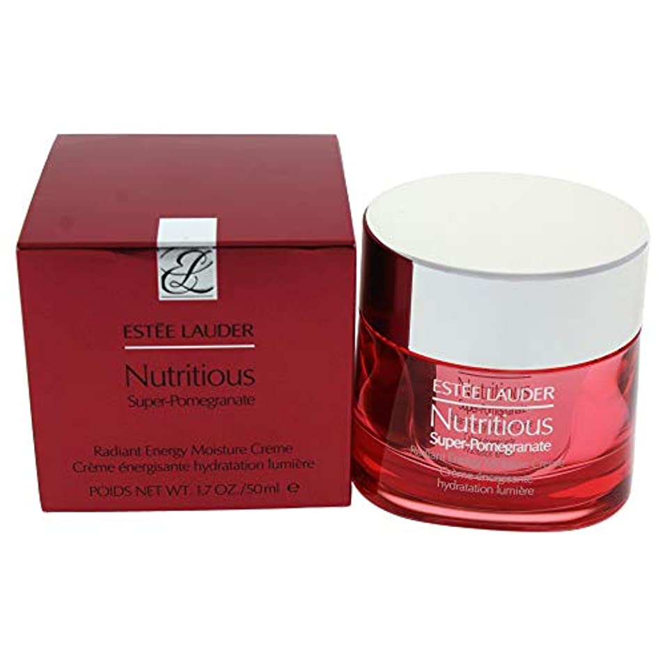 スロット記念品既婚エスティローダー Nutritious Super-Pomegranate Radiant Energy Moisture Creme 50ml/1.7oz並行輸入品