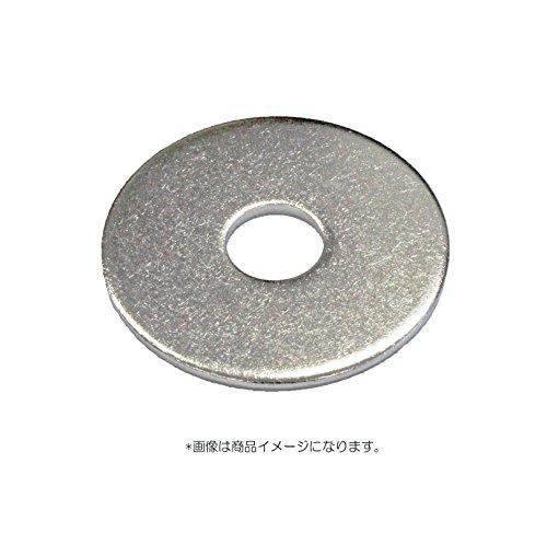 オノカツ 純国産SUS304 ステンレス 大ワッシャー M5用 【外径16mm, 厚み1mm】50枚入 320-00-M5x#1