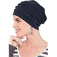 Headcovers Unlimited Slouchy Snood-Caps for Women with Chemo Cancer Hair Loss