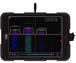 wipry2500x 2.4GHz/5GHz iPhone/Android/Mac/Windows 用スペクトラムアナライザ