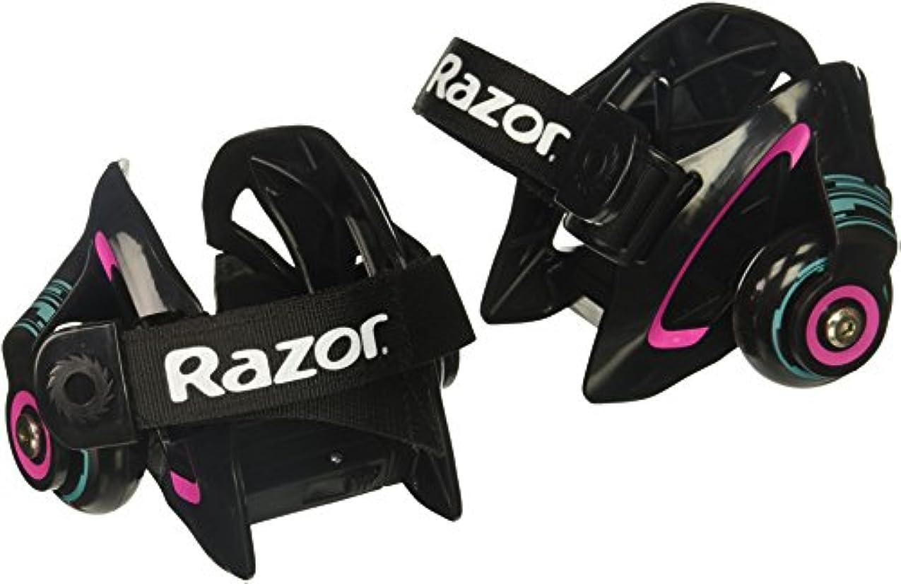 素晴らしい良い多くのスカープ時間Razor Jetts Heel Wheels - Purple 141[並行輸入]
