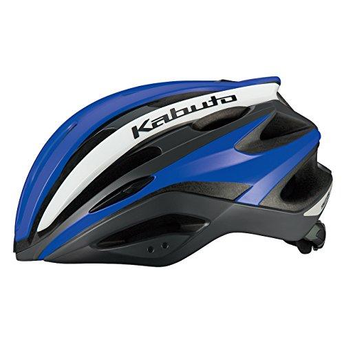 OGK KABUTO(オージーケーカブト) ヘルメット REZZA G-1 マットブルー XL/XXL (頭囲 60cm~64cm)