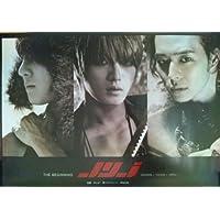 JYJ The Beginning 販促 ポスター ★非売品★ ジェジュン ユチョン ジュンス