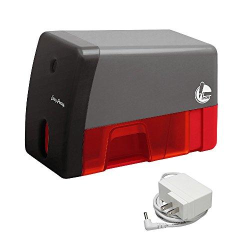 鉛筆削り イージーピージー 電動鉛筆削り ブラック EK-7018-D