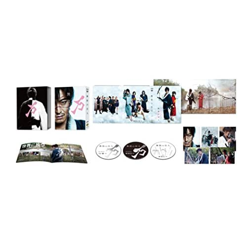 無限の住人 ブルーレイ&DVDセット プレミアム・エディション(初回仕様/3枚組) [Blu-ray]