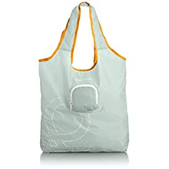 [ベネトン] BENETTON Pocketable Eco Bag 4BE2145J4 Gray 12 (グレイ)